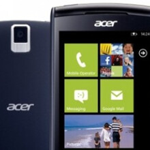 Acer to launch at least one Windows smartphone next year