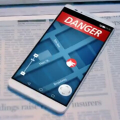 These Huawei Ascend Mate7 commercials pit the handset against the iPhone 6 and Samsung Galaxy S5