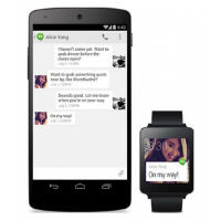 Data moving between your smartwatch and phone can be easily stolen