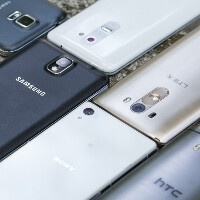 The defining features of 2014's high-end Android smartphones