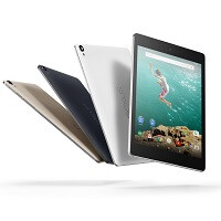 LTE connected and unlocked Nexus 9 available in Google Play, 32GB, $599