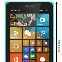 Entry level Microsoft Lumia 435 visits the FCC; check out a leaked photo and rumored specs