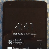 How to get the Nexus 6's Ambient Notifications feature on the Nexus 5
