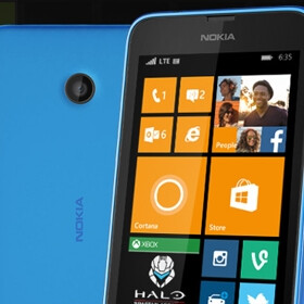 Nokia Lumia 635 is Sprint's first Windows Phone 8.1 handset  (Boost and Virgin Mobile will also sell it)