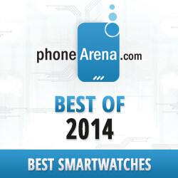 PhoneArena Awards 2014: Best smartwatches