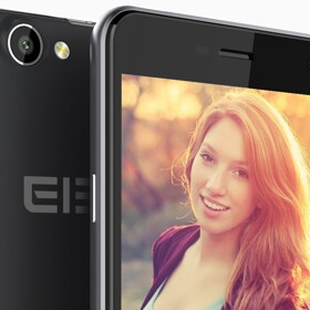 The Elephone P5000 features the largest battery you've ever seen in a smartphone