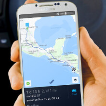 Does Nokia's HERE maps app have the potential to overthrow Google Maps?