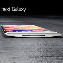 Galaxy S6 might come in Q2 with aluminum chassis and side-sloping display