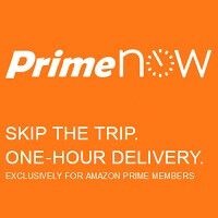 Amazon Prime Now: When you got to have it RIGHT NOW, with iOS and Android apps and one-hour delivery