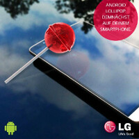 LG G2 Android 5.0 Lollipop update leaks out