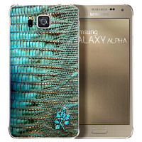Only 100 of each of these Galaxy Alpha models with leather backs will be produced