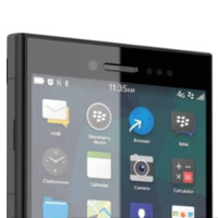 Rumors talk of a touchscreen-only BlackBerry midranger - the BlackBerry Rio (or Z20)