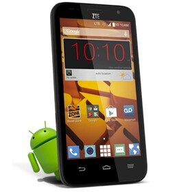 ZTE launches Speed and Zinger smartphones in the US (via Boost Mobile and T-Mobile, respectively)