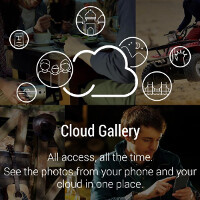 HTC Gallery update includes new Cloud Gallery feature