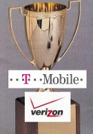Verizon, T-Mobile ranked leaders in customer care by J.D. Power and Associates