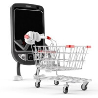 IBM's annual online report found that 20.4% of online purchases this year came from a mobile device