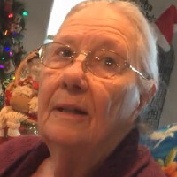 Video shows grandmother falling for the old chocolate iPhone trick
