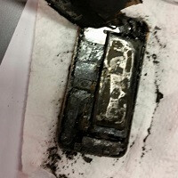 Open all your presents and can't find your phone?  Check your opened boxes before burning or disposing