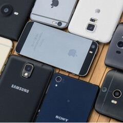 Which smartphone maker do you think had the best line-up in 2014?
