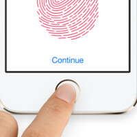 Touch ID can be