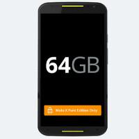 Motorola Moto X 64GB Pure Edition now available