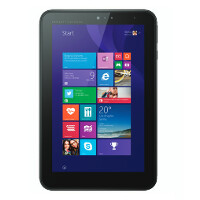 HP lists a new 8-inch Windows 8.1 tablet on its website
