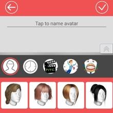 HTC's Sense 7 UI seemingly has an Avatar Maker feature