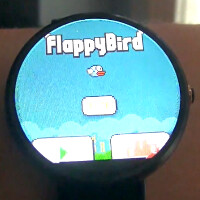 Flappy Bird can now be played on your Android Wear powered smartwatch