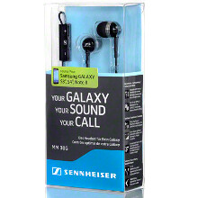 Galaxy S6 said to come packaged with quality Sennheiser earbuds in the box