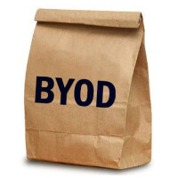 74% of businesses now allow BYOD for employees