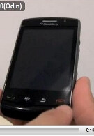 New video of BlackBerry Storm 2 9550; SurePress