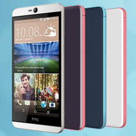 HTC Desire 826 is the first Desire to run Android 5.0 Lollipop out of the box