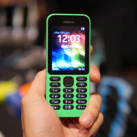 Nokia 215 hands-on