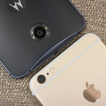 Nexus 6 beats the iPhone 6 Plus by a mile in our blind camera comparison