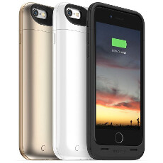 Mophie announces Juice Pack extended battery cases for the iPhone 6 and 6 Plus