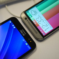 Asus ZenFone 2 vs HTC One (M8): first look