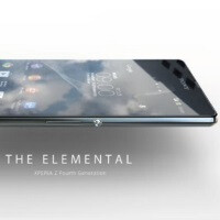The Sony Xperia Z4 might be offered in both QHD (1440p) and FHD (1080p) versions with better waterproofing and shiny metal