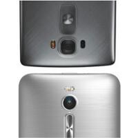 Asus ZenFone 2 vs LG G Flex 2: First look