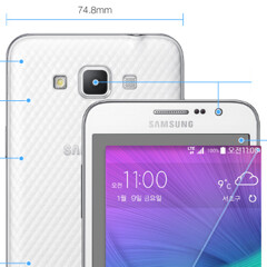 Samsung Galaxy Grand Max officially announced (and launched in South Korea)