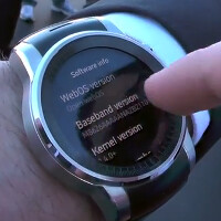 Smartwatch produced by Audi/LG partnership runs on Open webOS