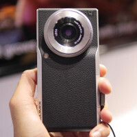 Panasonic Lumix DMC-CM1 hands-on