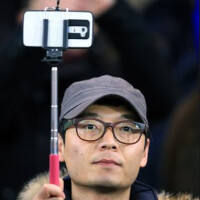 Selfie sticks banned in U.K. football stadiums