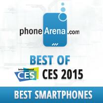 Best smartphones of CES 2015