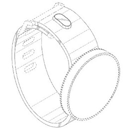 New Samsung smartwatch with round display might be announced at MWC 2015, Android Wear not in sight