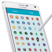 Samsung will soon launch Penvatars for the Galaxy Note 4 and Note Edge