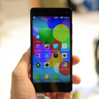 ZTE Nubia Z7 mini hands-on