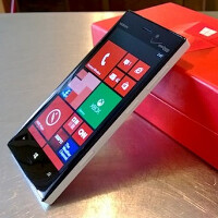 Get the Nokia Lumia 928 from Amazon for 99 cents on contract, $274.99 off contract