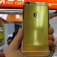 Chinese firm turns out 24K gold plated Apple iPhone 6 and Apple iPhone 6 Plus