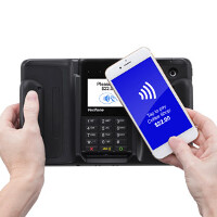 Mobile payments will soon be made at your restaurant table regardless of the mobile platform you use