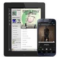 Majority of Spotify streamers now on mobile
